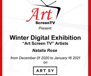 Art Screen TV Winter Exhibition